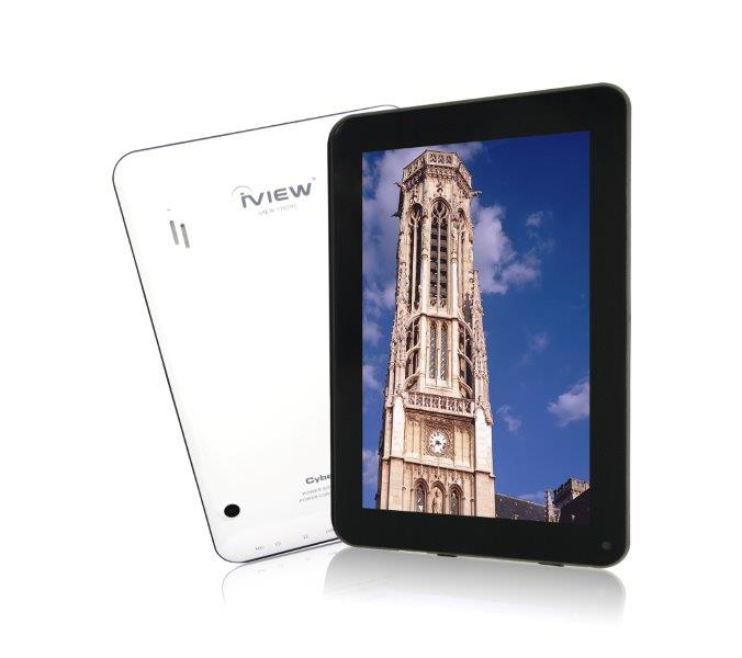 "776TPC: 7"" Capacitive 5 point multi-Touch LCD Dual Camera"