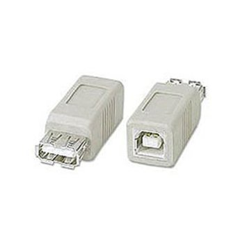 A-USB-ABFF: USB A Female to B Female adapter