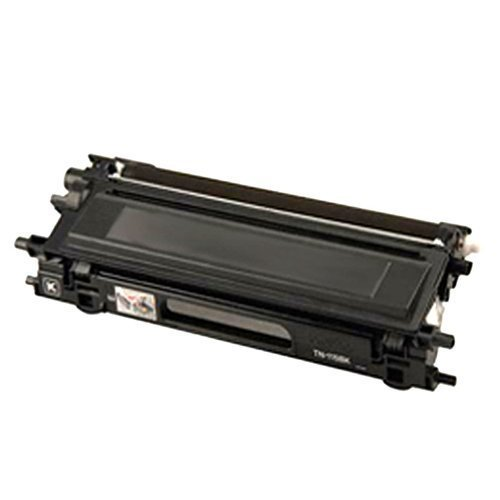 Brother TN110/TN115BK: Brother Compatible Black Toner Cartridge (high yield)
