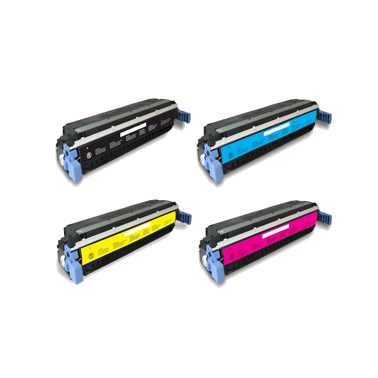 HP C9730A/C9730A/C9730A/C9730A: Remanufactured TONER CARTRIDGE BLACK/CYAN/YELLOW/MAGENTA