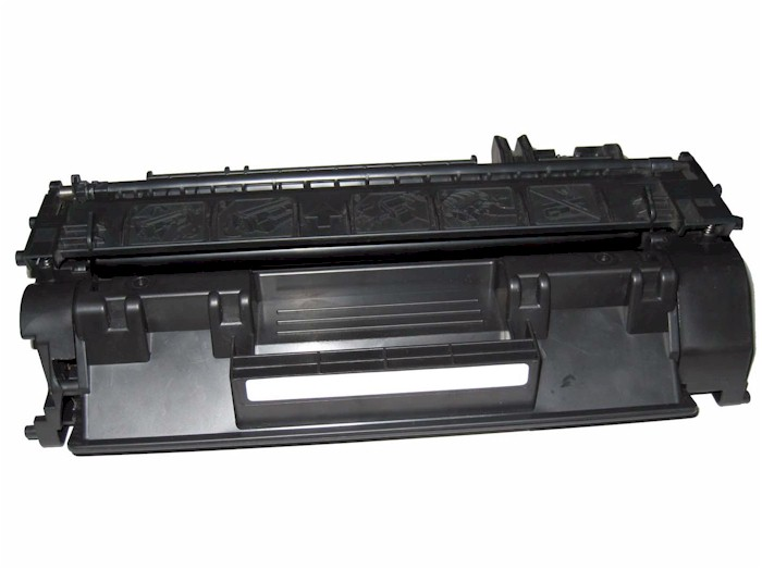 HP CE505A: 1 PK Compatible HP LaserJet P2030, P2035, P2050, P2055 CE505A Toner Cartridge (05A)