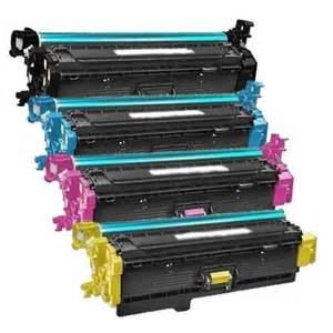 Dell 2130/2135: COMPATIBLE TONER CARTRIDGE BLACK/CYAN/MAGENTA/YELLOW