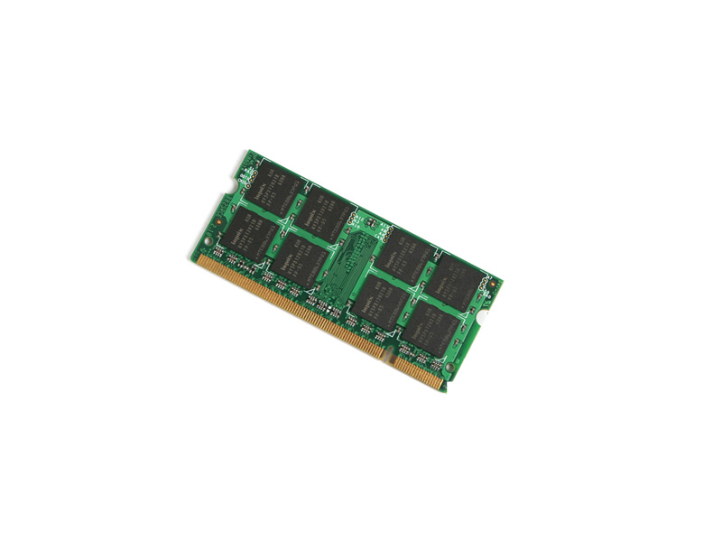 DDR2-01G-Ref: DDR2 1G for laptop Refurbished