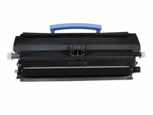 Dell 1720: High Yield Toner Cartridge 1720 Compatible Remanufactured for Dell 1720 Black