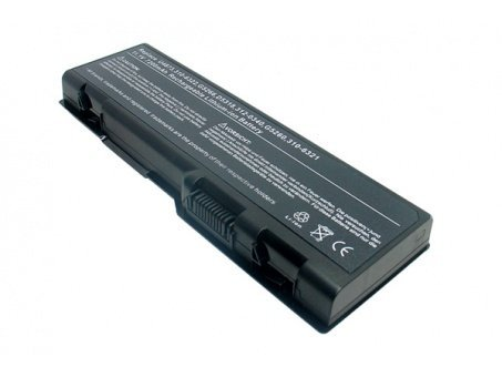 Dell-6000-9 cell: Laptop Battery 9-cell for Dell Inspiron 6000 Battery D5318 0F5133 D5318