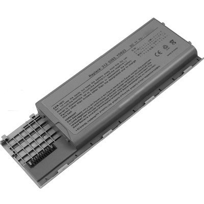Dell-D620: 4400 mAh 11.1v New Laptop Replacement Battery for Dell Latitude D620 D630 D630c D631 PN:DELL JD634 NT379 PC764 310-9080