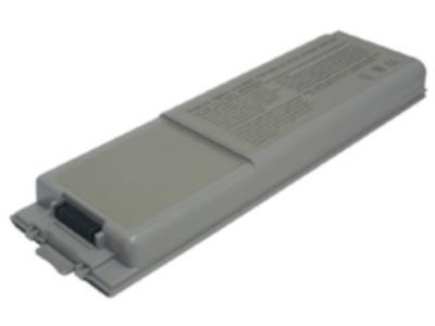 Dell-D800: Laptop Battery 6-cell for Dell Latitude D800