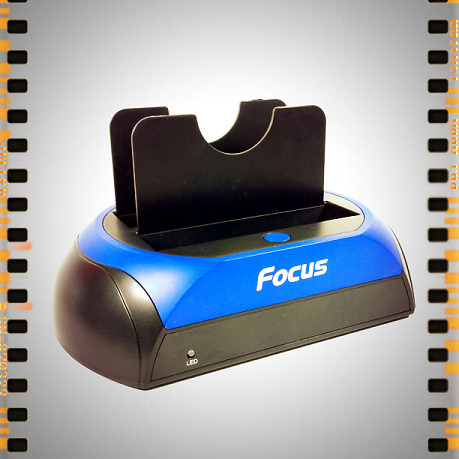 HF-ENC-YPZ06-U3.0: USB3.0 Dock Station for SATA /IDE 2.5 or 3.5 HDD