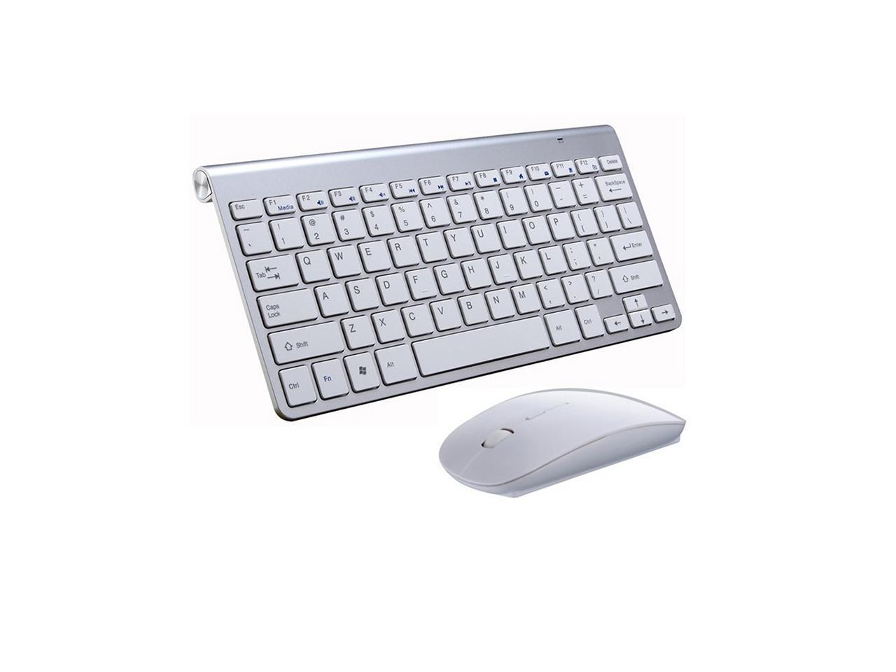 HF-KWM01: 2.4GHz Ultra-Thin Wireless 2.4G keyboard and Mouse Combo w/KB Cover