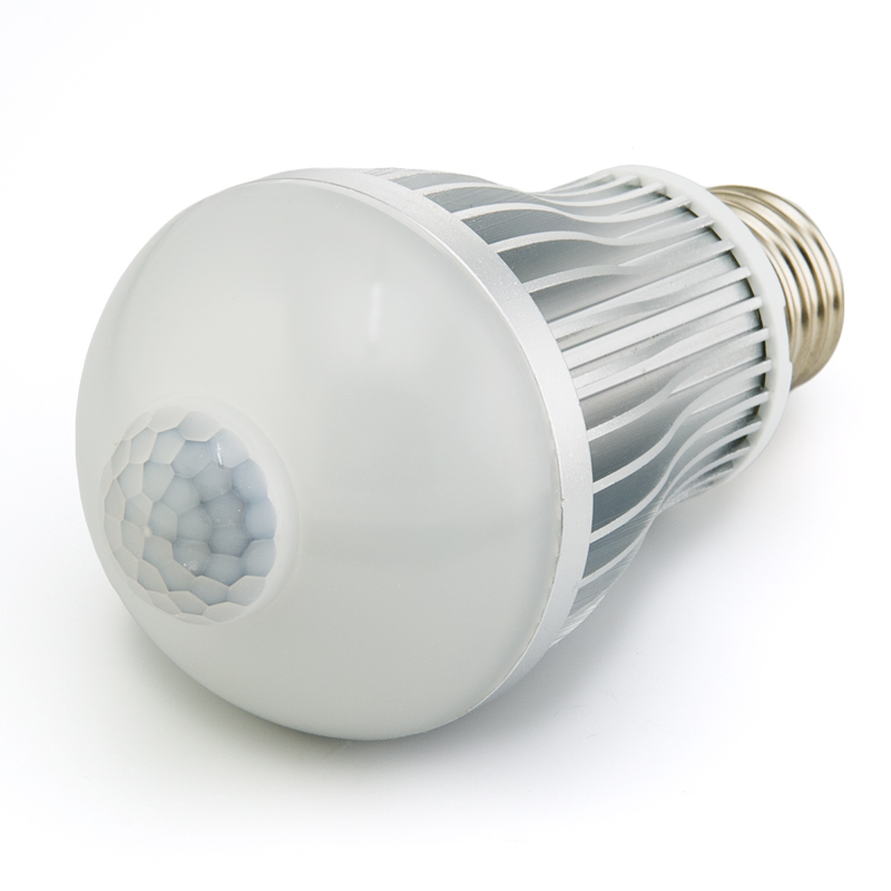 Hf Led Bulb Motion 6w Sensor Auto Replacement Light