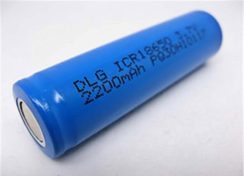 HF-RC1-B: 18650 Li-ion Battery Cell 2200mAh For HF-RC1