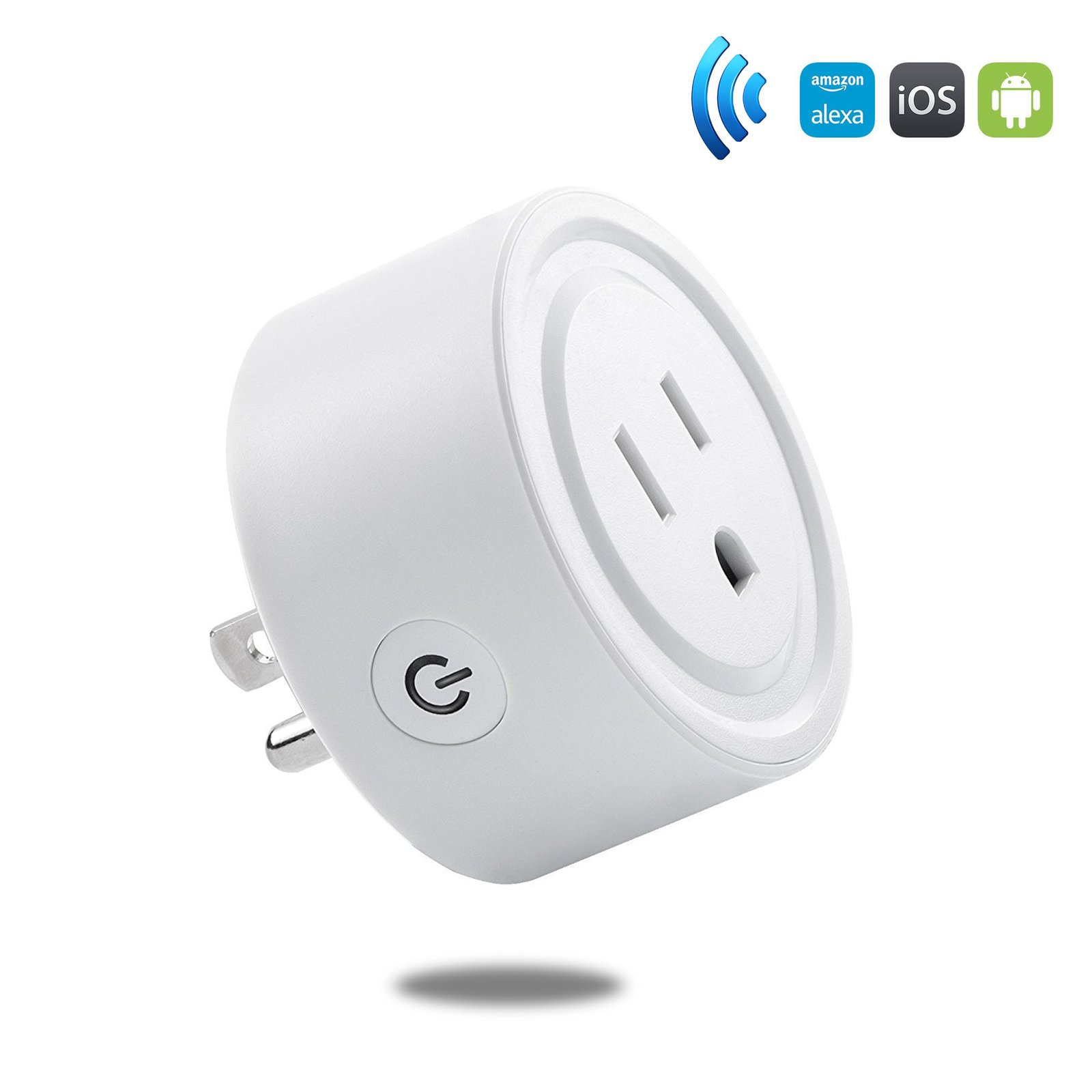HF-SP1: Wi-Fi Enabled Wireless Mini Smart Power Plug/Socket Outlet
