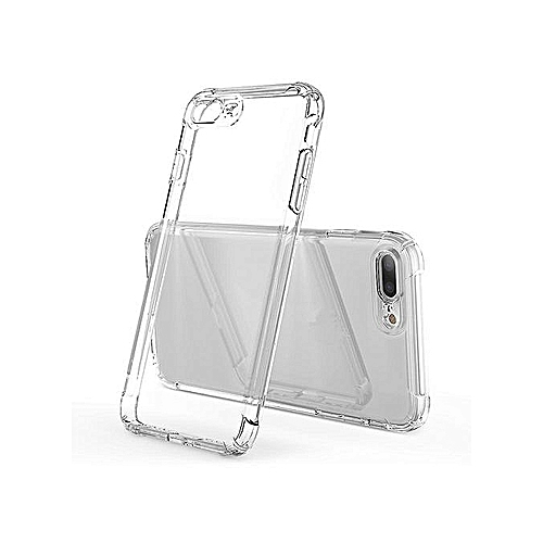 HF-SPC-C: Clear TPU Protective Case FOR APPLE IPHONE