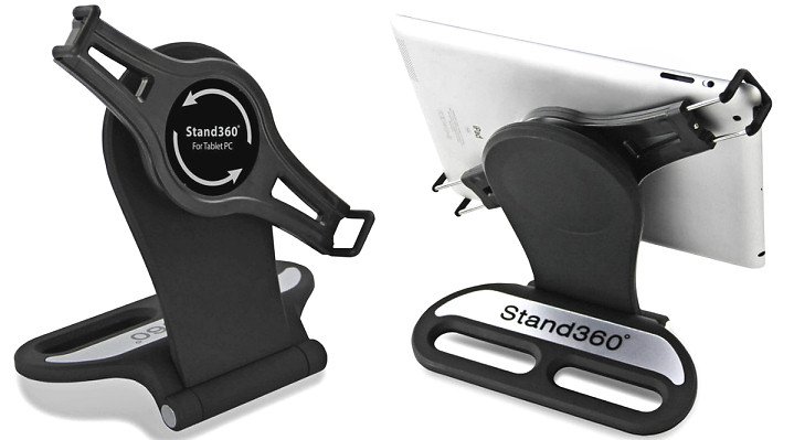 "HF-TABLET-STD: 7""-10"" 360 Rotatable Tablet Stand"