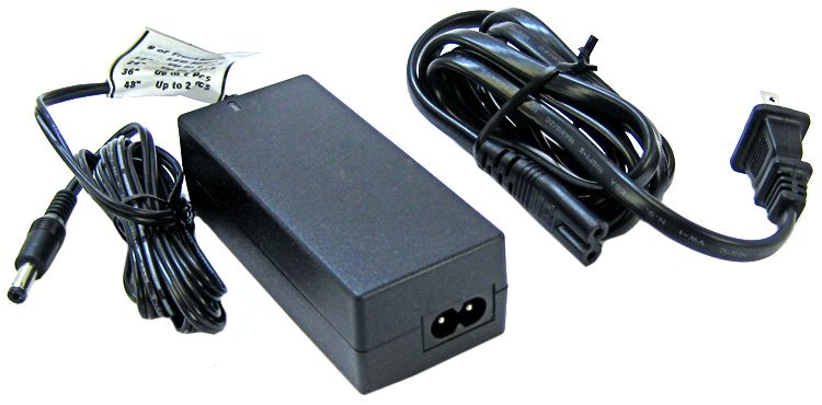 HFLEDPA-12V4A: Power Adaptor 12V 4A - for LED Strips