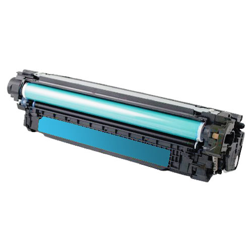 HP CE251A: HP CE251A Remanufactured Cyan Toner Cartridge