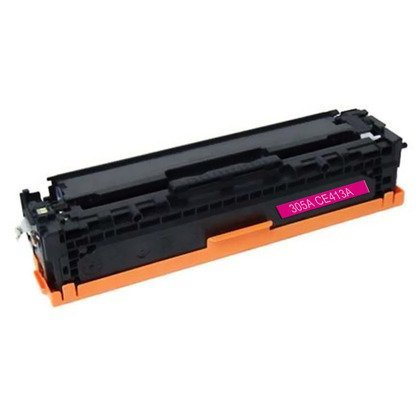 HP CE413A: HP 305A CE413A New Compatible Magenta Toner Cartridge