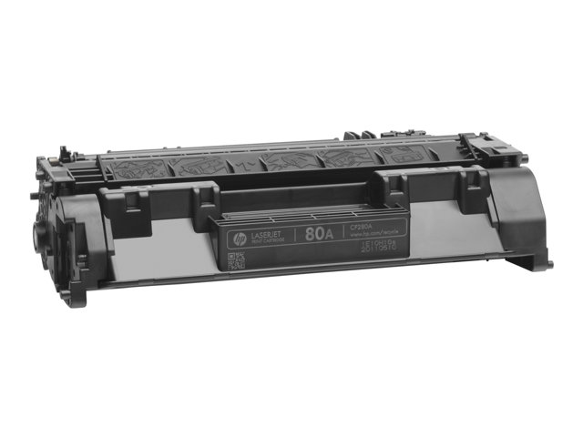 HP CF280A: Toner Cartridge CF280A (80A) Compatible Remanufactured for HP CF280A Black