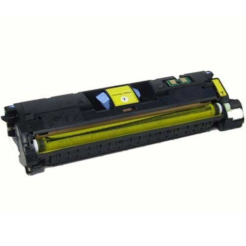 HP Q3962A/Q9702A: remanufactured HP C9702A/Q3962A/EP87Y Laser/Toner-Yellow