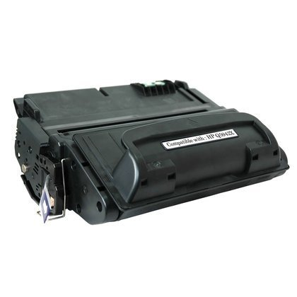 HP Q5942A : HP 42A Remanufactured Black Toner Cartridge