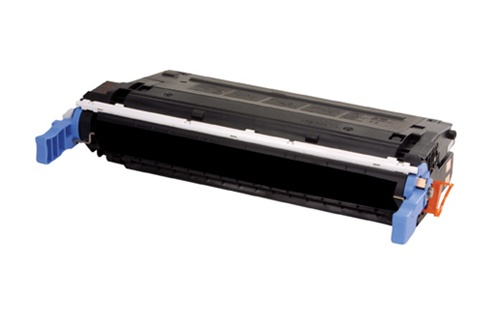 HP Q5950A: Black Toner Cartridge Q5950A BK (643A) Compatible Remanufactured for HP 4700 Black