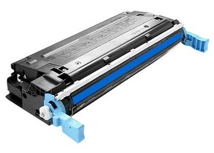HP Q5951A: Cyan Toner Cartridge Q5951A (643A) Compatible Remanufactured for HP 4700 Cyan