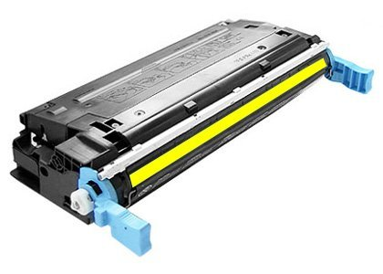 HP Q5952A: Yellow Toner Cartridge Q5952A (643A) Compatible Remanufactured for HP 4700 Yellow