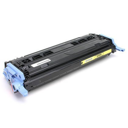 HP Q6002A: HP Q6002A Remanufactured Yellow Toner Cartridge