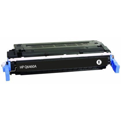 HP Q6460A: HP Q6460A Remanufactured Black Toner Cartridge