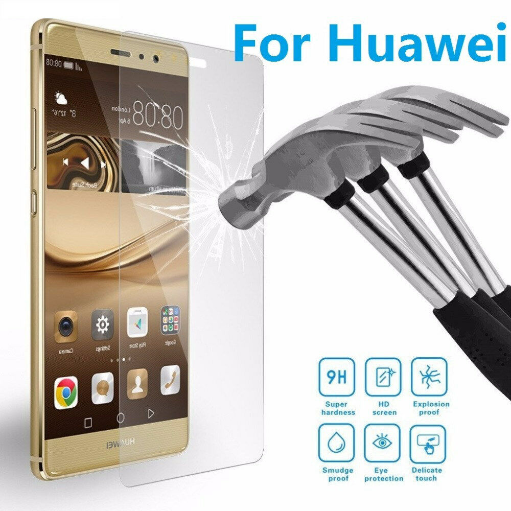 HW-TG: TEMPERED GLASS SCREEN PROTECTOR FOR HuaWei Phone