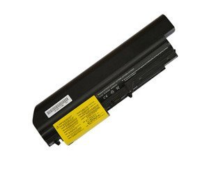 IBM-T400-6Cell WIDE: 4400 mAh 10.8v New Laptop Replacement Battery for IBM ThinkPad R61i R61 (14-inch wide) Levono ThinkPad T400 fits 42T5225 42T5227 42T5262 42T5264 42T5229,6 cell
