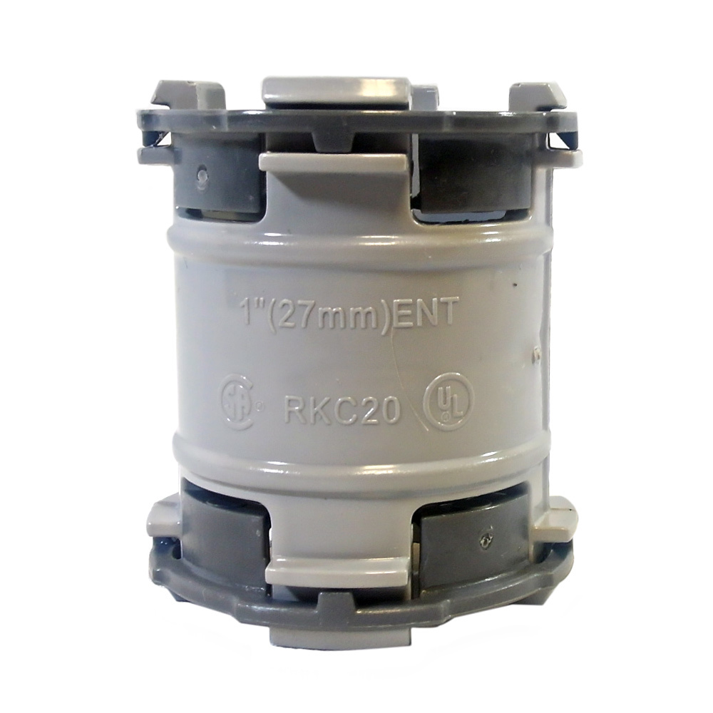 ID-100R-CP: 1 inch Innerduct Coupler FT4