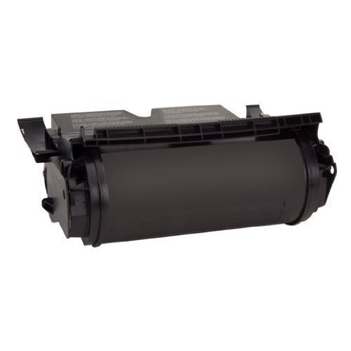 Lexmark T520: Remanufactured Lexmark 12A6735 Black Toner Cartridge 12A6835 ; T520