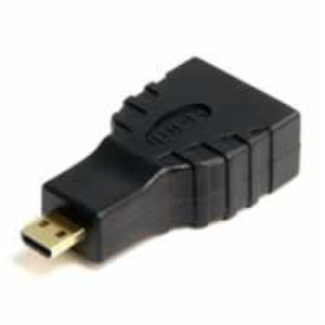 MHH-A: Micro HDMI to HDMI(M/F) Adapter