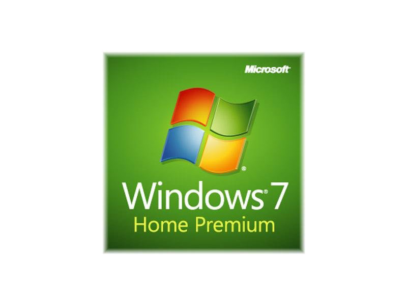 MS-Win7-HP-32bit: Microsoft Windows 7, Home Premium, 32 Bit, OEM