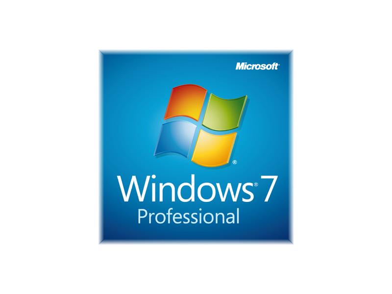 MS-Win7-Pro-64Bit: Microsoft Windows 7 Professional 64BIT Operating System Software - OEM DVD