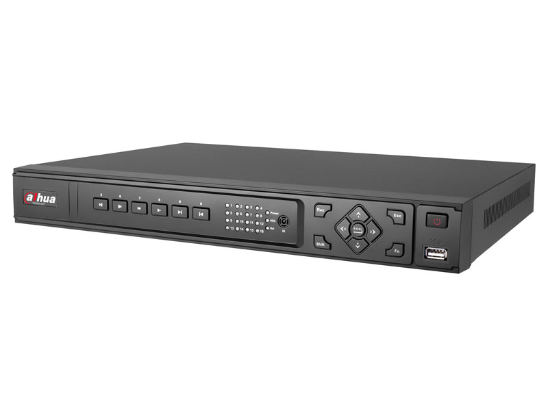 NVR3208-P: Dahua 8 Ch NVR with 4 POE Ports
