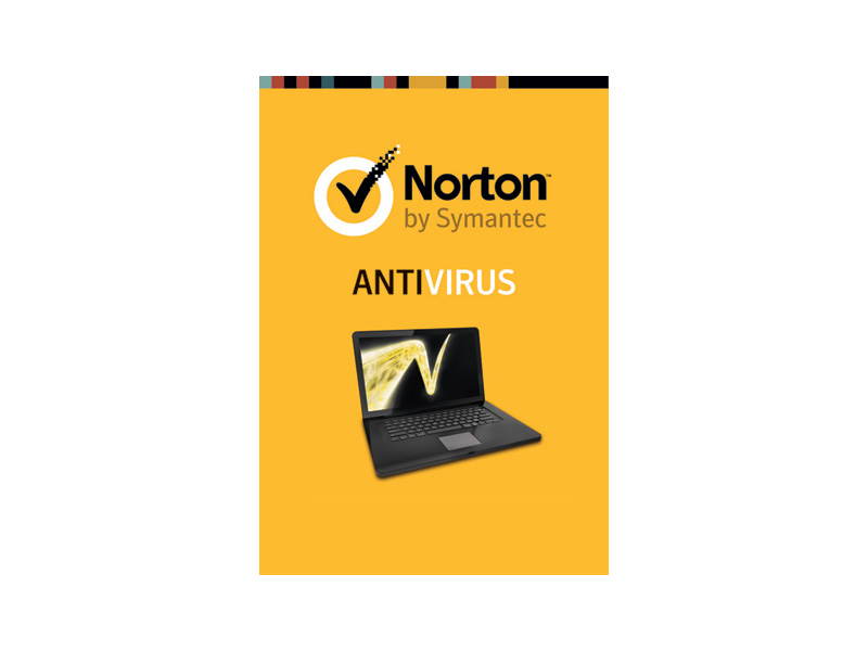 Norton-Antivirus-2013-1 user: Symantec Norton Antivirus 2013 (1 PC, FLAT PACK)