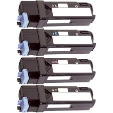 Xerox Phaser 6125: Compatible Toner Cartridge/Black/Cyan/Yellow/Magenta