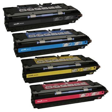 HP Q2670A/Q2670A/Q2670A/Q2670A: Remanufactured TONER CARTRIDGE BLACK/CYAN/YELLOW/MAGENTA