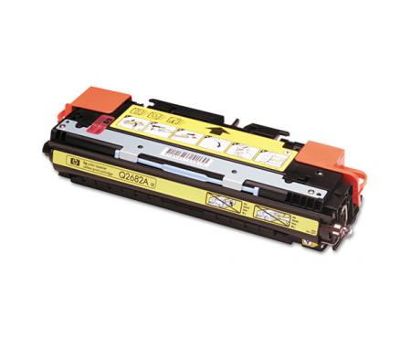 HP Q2682A: HP Remanufactured Yellow Toner Cartridge