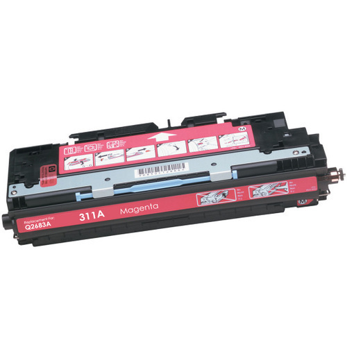 HP Q2683A: HP Remanufactured Magenta Toner Cartridge
