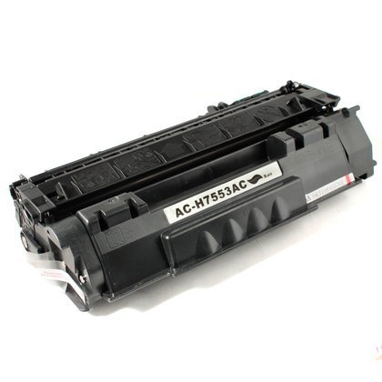 HP Q7553A: HP New Compatible HP Q7553A (53A) Toner Cartridge-Black