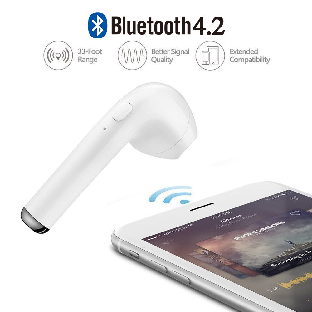 HF-I7TWS: True Wireless Earphones Mini Twins Bluetooth Headsets