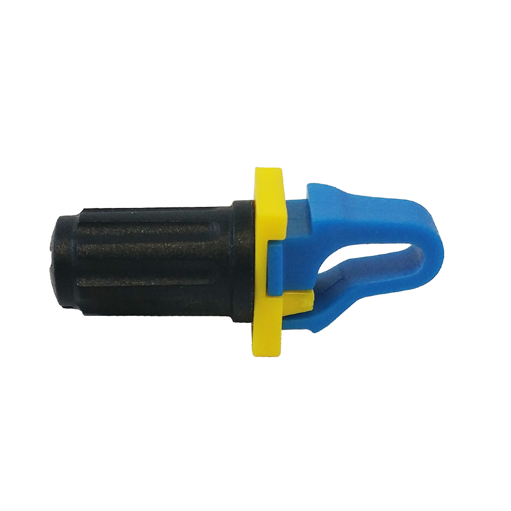 RM-RSL100-2.7: Rackstuds, Blue (14AWG to 12AWG rail) - Pack of 100