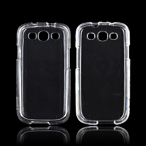 S3-C: Samsung Galaxy S3 Hard Clear Case