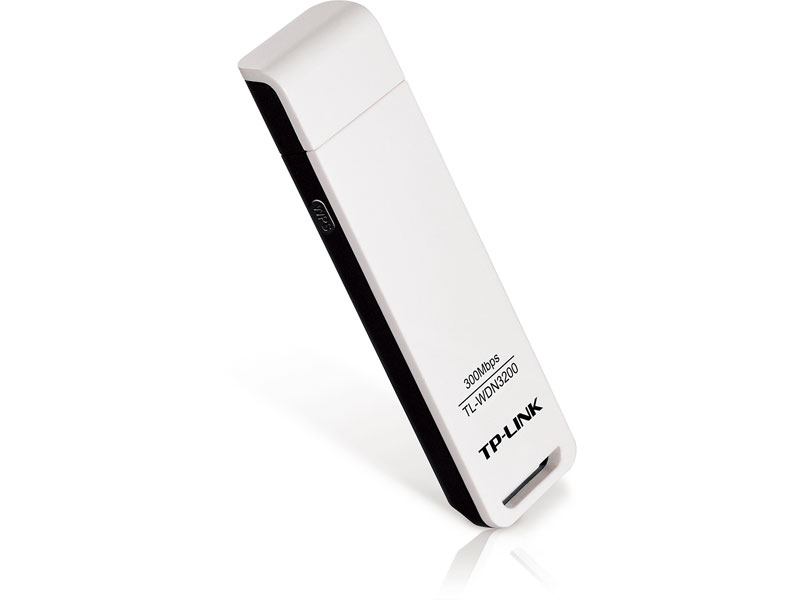 TL-WDN3200:N600 Wireless Dual Band USB Adapter