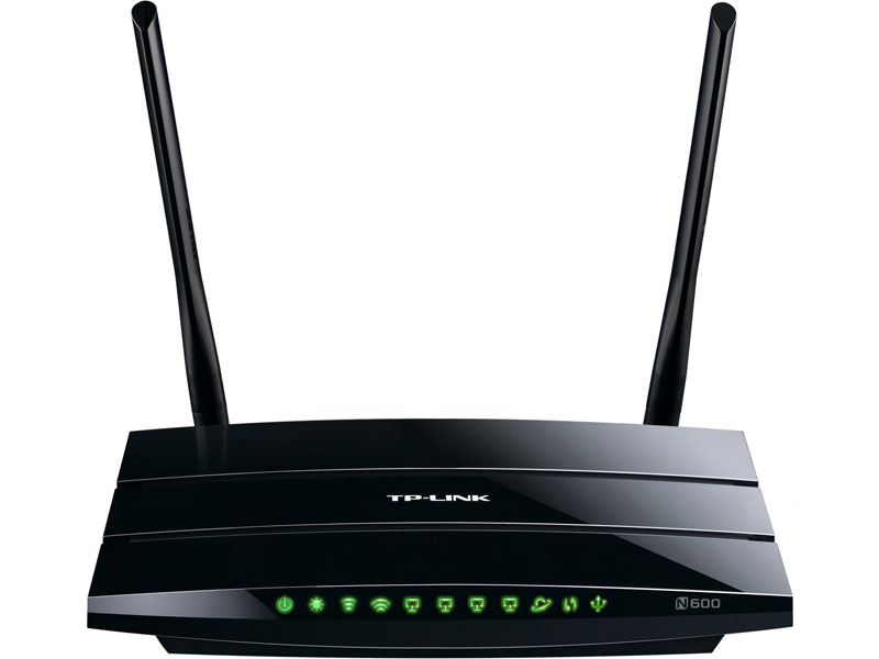TL-WDR3500: N600 Wireless Dual Band Router