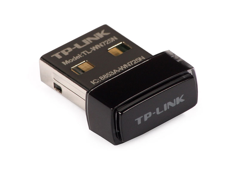 TL-WN725N:150Mbps Wireless N Nano USB Adapter