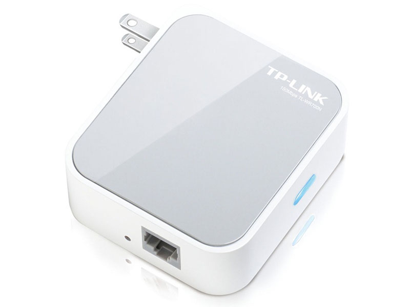 TL-WR700N: 150Mbps Wireless N Mini Pocket Router